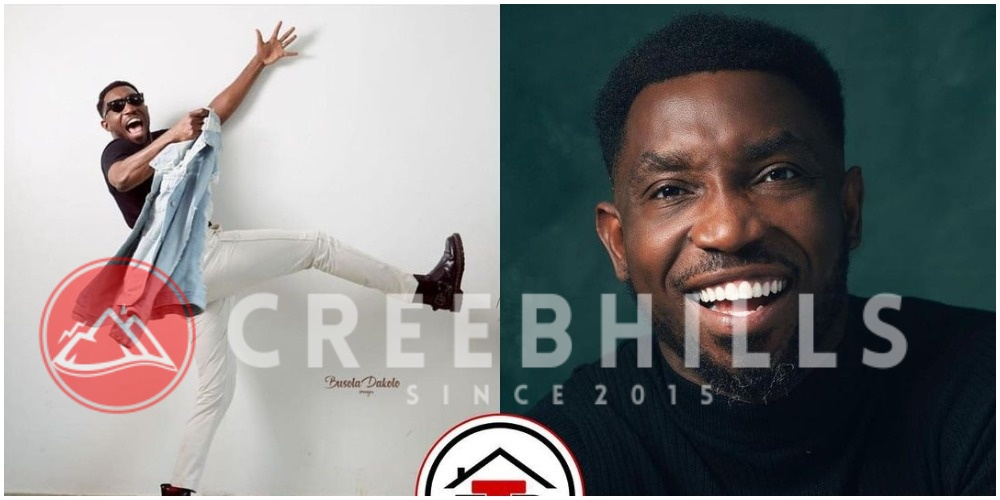 """""""I just want to live a quality life"""" – Timi Dakolo says as he celebrates his 40th birthday"""
