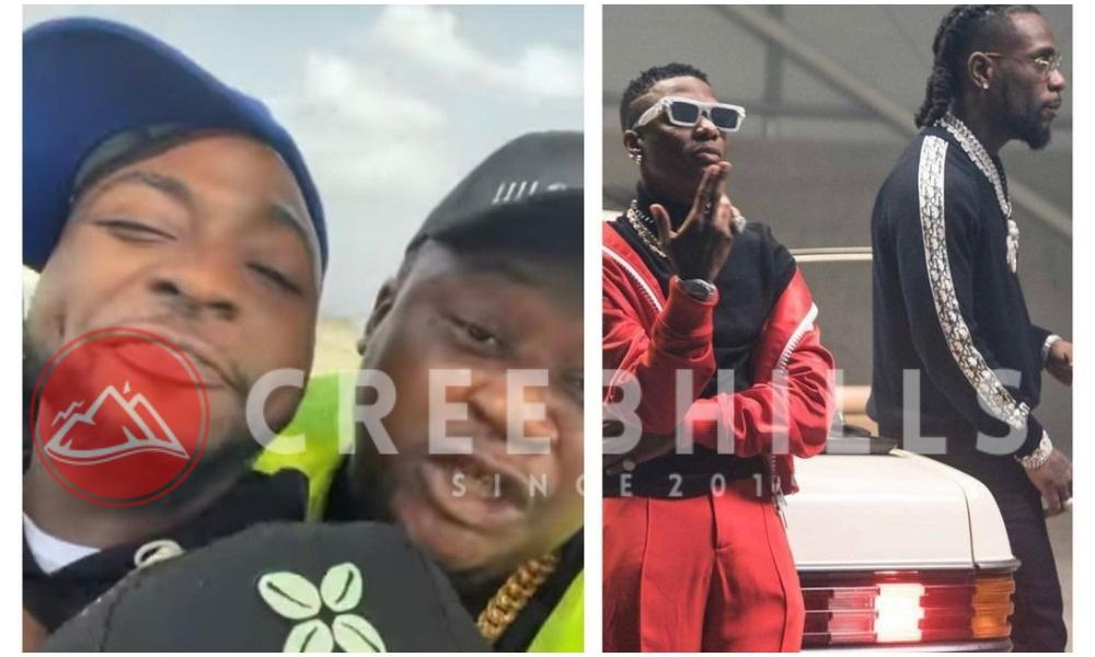 """Music no need tag team"" – Cubana Chief Priest trolls Wizkid and Burna Boy's sudden friendship"