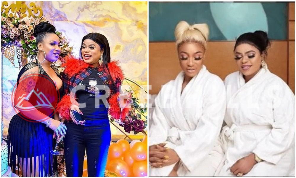 Bobrisky sends strong message to fans waiting for him to drag Tonto Dikeh