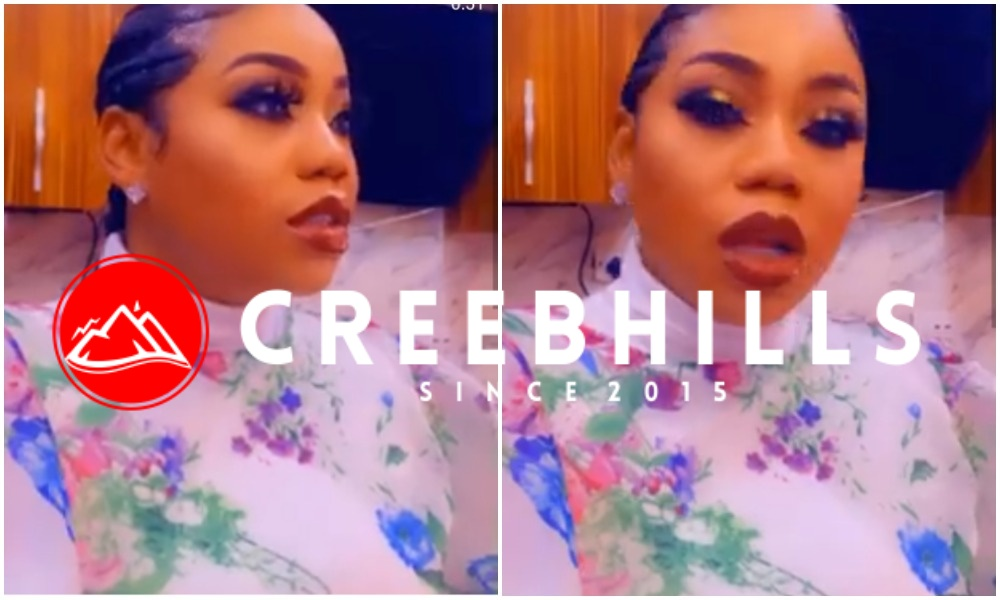 Toyin Lawani rants as she finds out she has been sharing undies with her staff (Video)