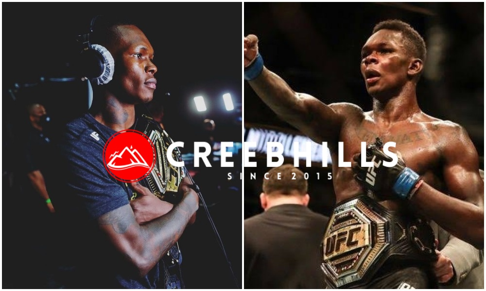 UFC star Isreal Adesanya reveals why he's so proud to be a Nigerian (Video)