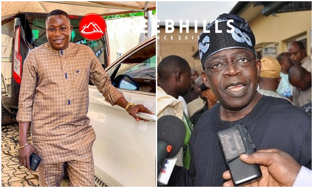 How Tinubu gave me N2m to fuel my car in 2009 - Sunday Igboho (Video)