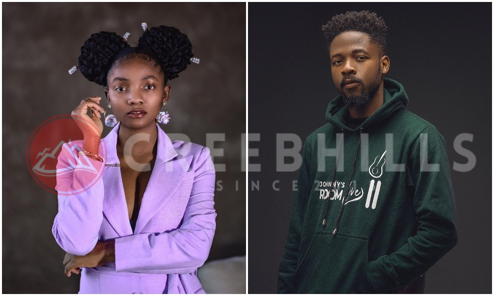 You're untrustworthy in my sight – Johnny Drille tells Simi over her behavior on WhatsApp