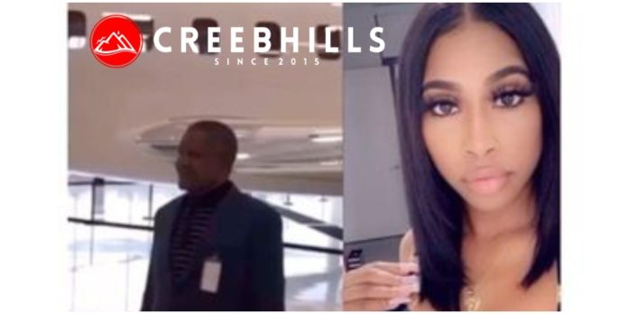 Miami-based alleged mistress of Dangote shares clips of their romantic time together (Video)
