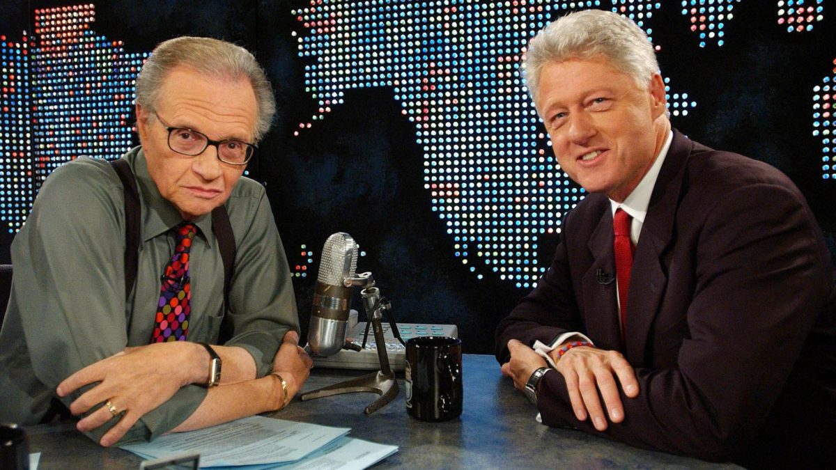 BREAKING: US broadcaster Larry King dies age 87, after Testing Positive for Covid-19