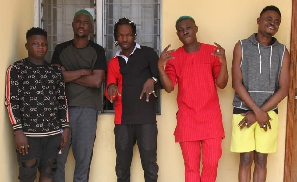EFCC Arrest Naira Marley and Zlatan Ibile