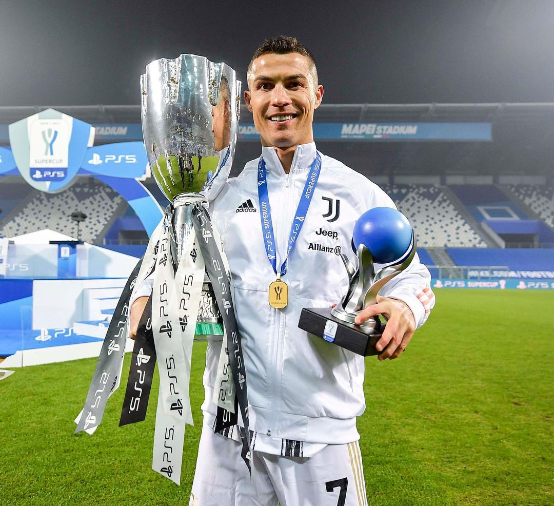 See notable records held by only Cristiano Ronaldo as he clocks 36