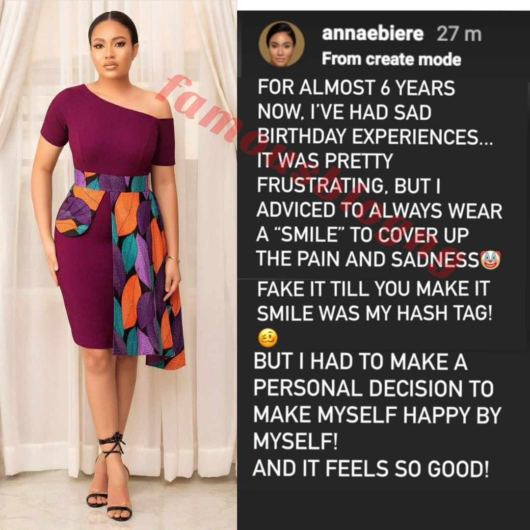 """""""I was suicidal at one point in my life""""– Ex-beauty queen, Anna Banner reveals"""