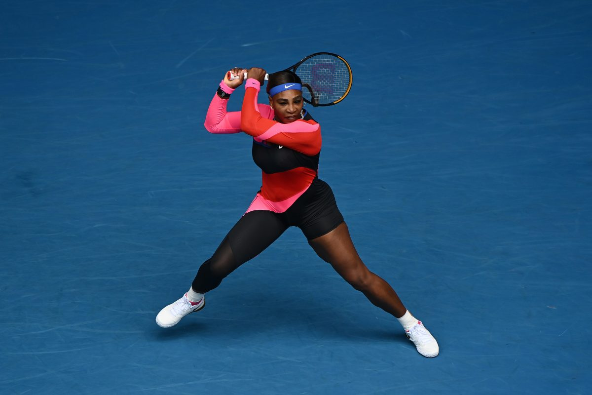 Serena Recovers from slow start to defeat Potapova 7-6 (5), 6-2, advances in Australia (Video)