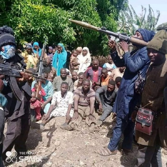 BREAKING: Gunmen kidnap over 300 female pupils from Zamfara School