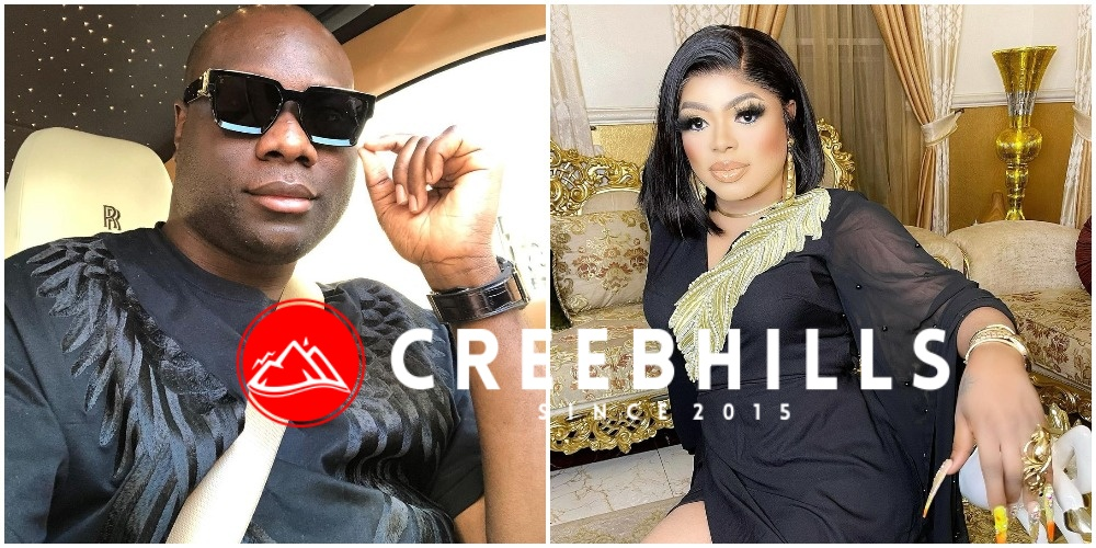 Have Fear of God – Bobrisky defends Mompha over reports about his new case with EFCC