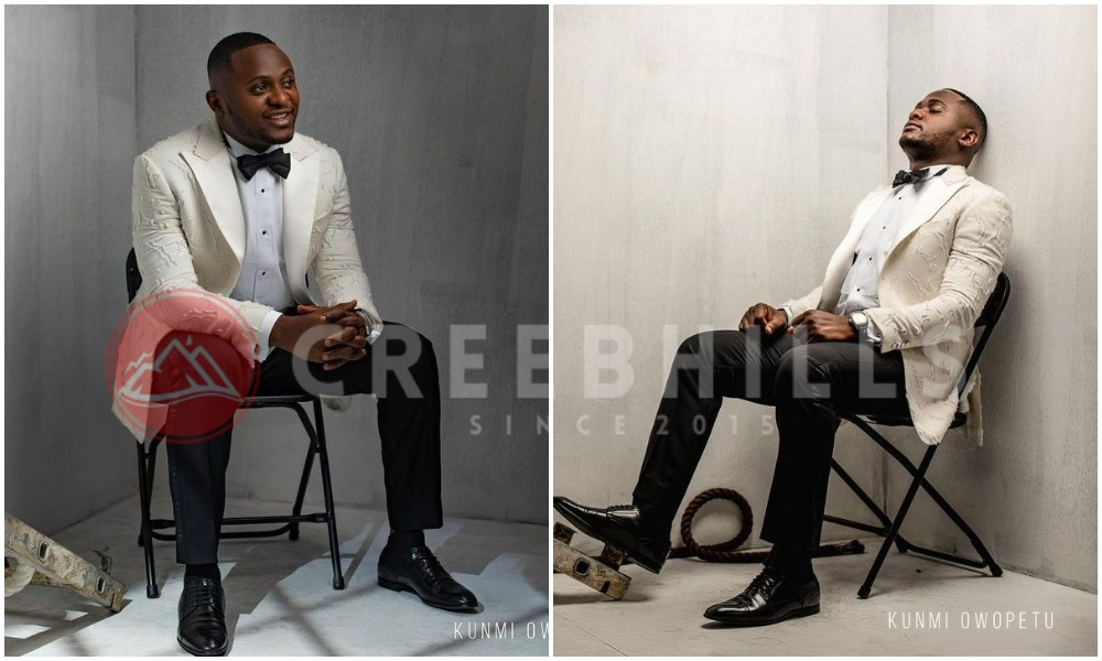 """I'm loving myself than ever"" –  Ubi Franklin says as he celebrates his 35th birthday (Photos)"