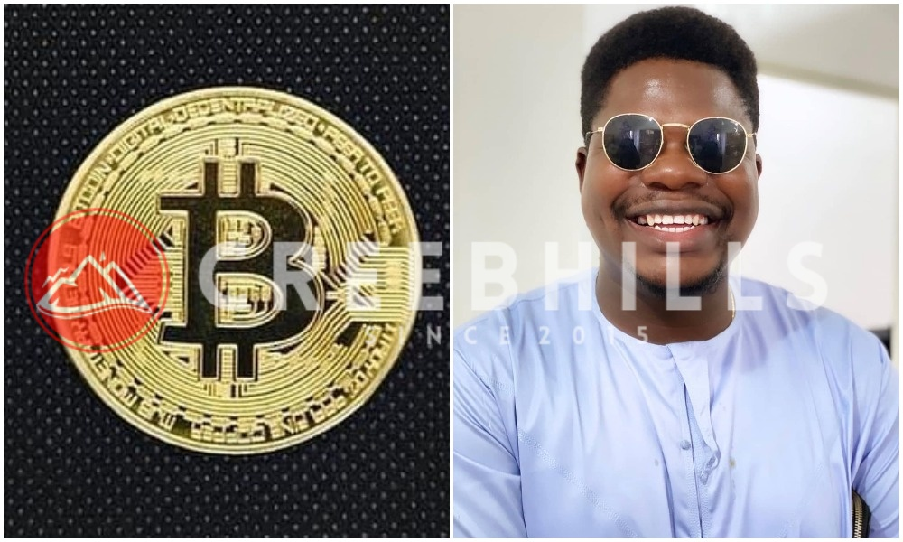 Cryptocurrency Ban: Comedian Mr Macaroni fumes at Central Bank decision