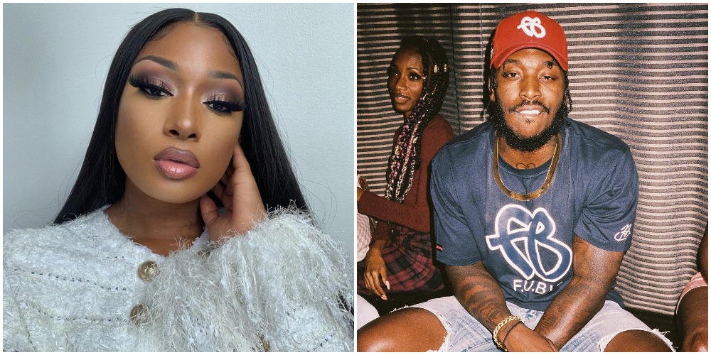 Megan Thee Stallion seemingly confirms that Pardison Fontaine is her boo (Video)