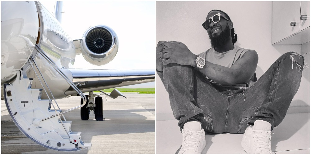 How can u have jets as a pastor – Timaya calls out pastors who own private jets