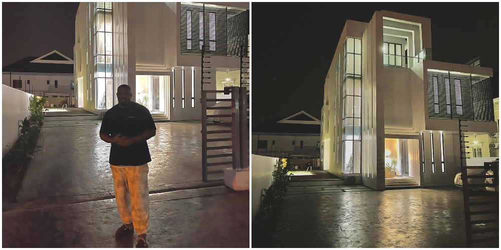 Mavins Record Boss Don Jazzy acquires new mansion worth N300M (Photos)