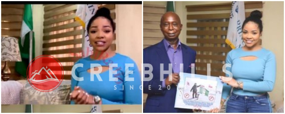 BBNaija's Nengi joins Ned Nwoko in the fight against malaria in Africa (Video)