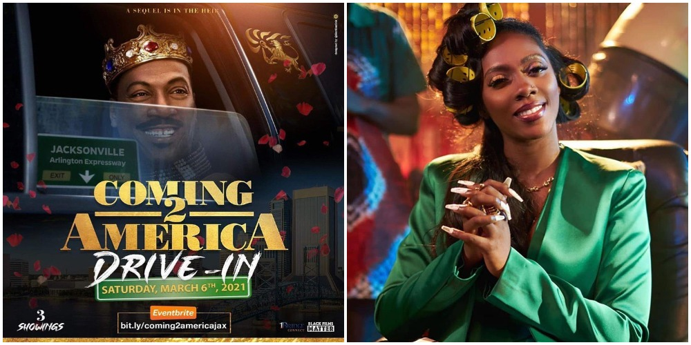 """Tiwa Savage's 'Koroba' featured as the official soundtrack for """"Coming to America 2"""""""