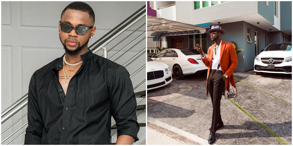 """""""Couple of months ago, I couldn't even stand"""" Kizz Daniel opens up (Photos)"""