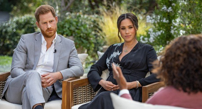 Royal Family raised 'Concerns' about Archie's skin color - Meghan Markle accuses UK royals of racism