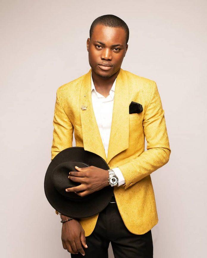 Godwin Maduagu breaks silence on his alleged leaked gay sex tape
