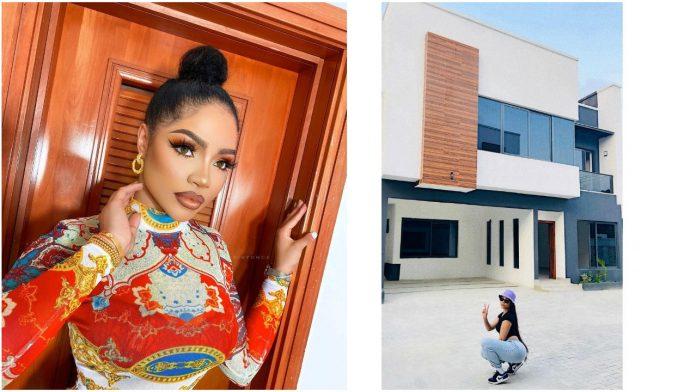 BBnaija's Nengi buys her first house worth millions of Naira