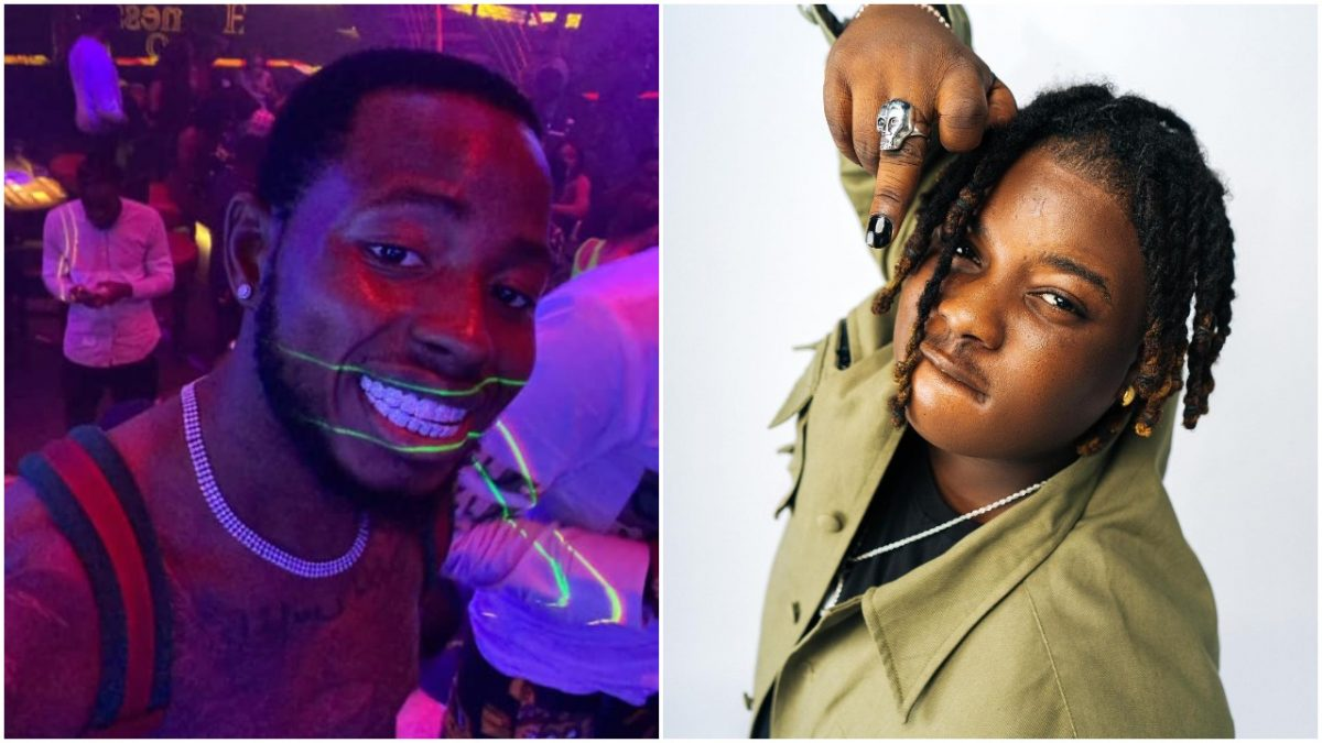 Singer Barry Jhay breaks silence on the death of his record label boss, Kashy Godson