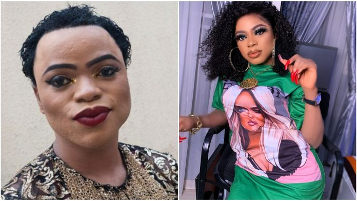 I was rushed to the hospital two nights ago – Bobrisky (Video)