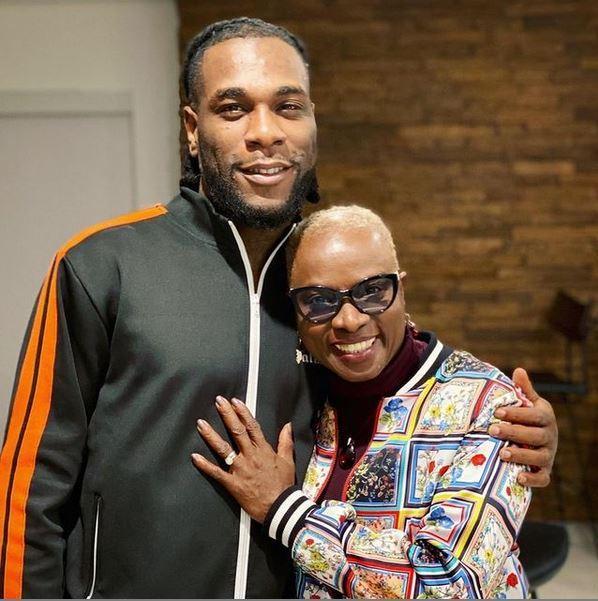 Angelique Kidjo hails Burna boy over Grammy win