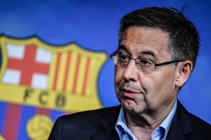 BREAKING: Ex-Barcelona president Josep Bartomeu has been arrested