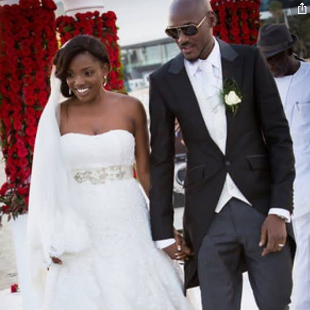 Annie Idibia pens romantic message to 2Face Idibia on their 9th wedding anniversary