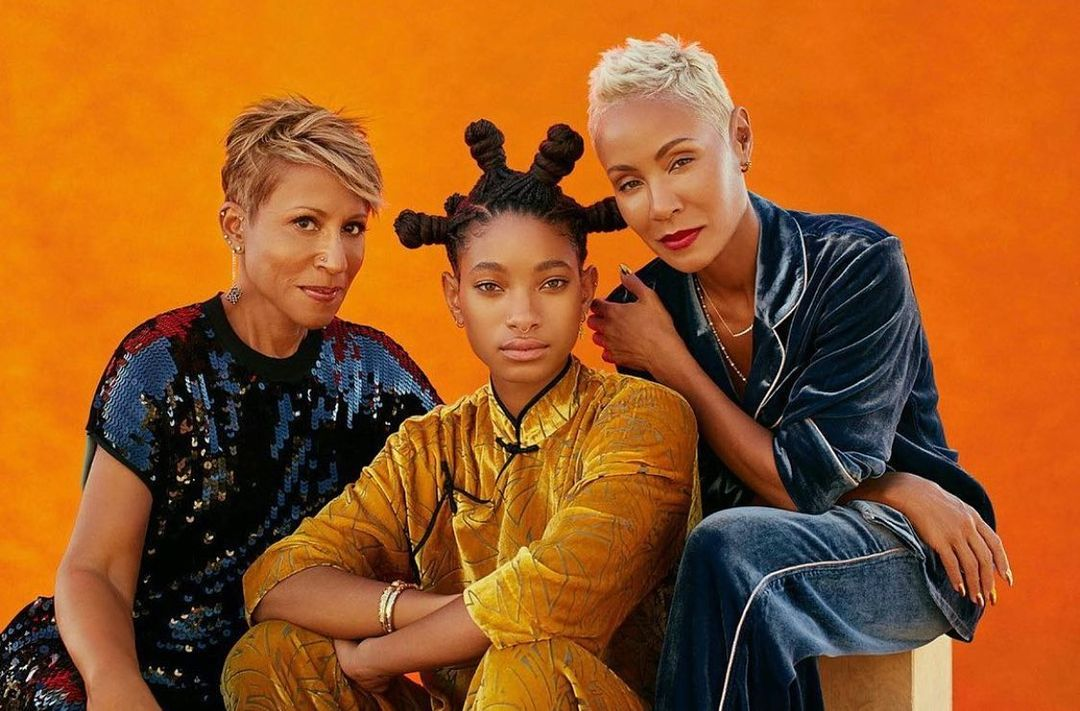 Will Smith's daughter, Willow Smith, 20, comes out as polyamorous (Video)