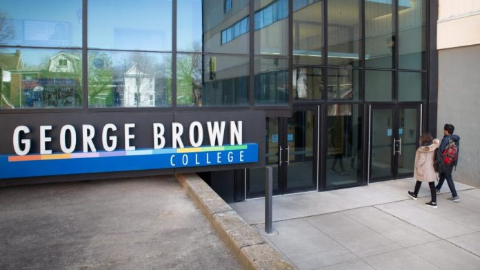 Canada George Brown College International Awards and Scholarships 2021/2022