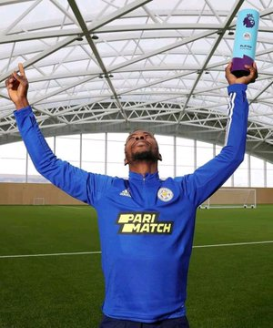 Kelechi Iheanacho emerges Premier League Player of the Month for March