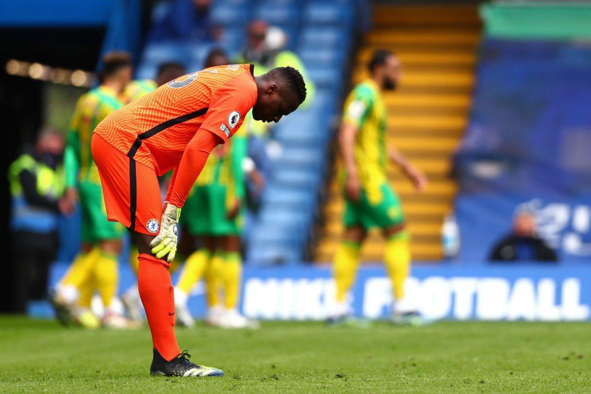 EPL: Chelsea demolished by West Brom as Tuchel's unbeaten run end