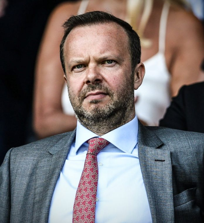 BREAKING: Ed Woodward has resigned as Manchester United chairman