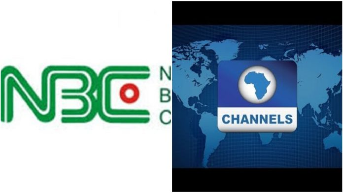National Broadcasting Cooperation suspends Channels TV for speaking with IPOB