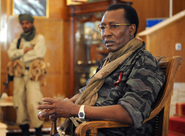 Re-elected Chad President Idriss Deby shot dead by Rebel forces