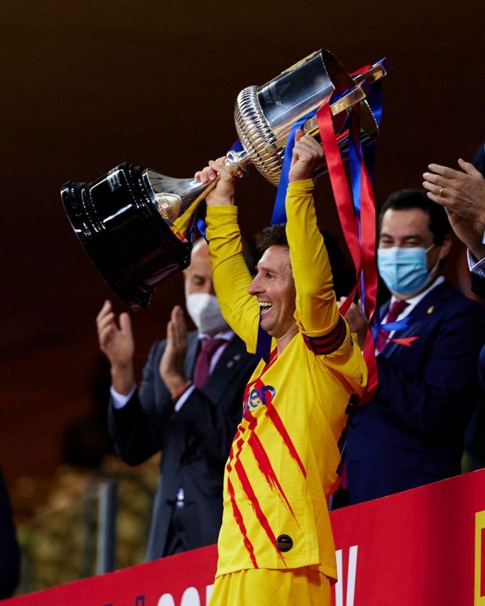 Barcelona whitewash Atletico Bibao to clinch Copa del Rey title
