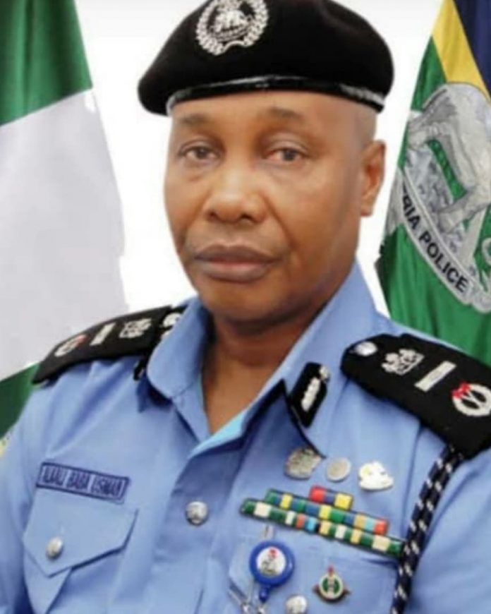 Usman Alkali Baba Biography: 8 things you didn't know about new IGP