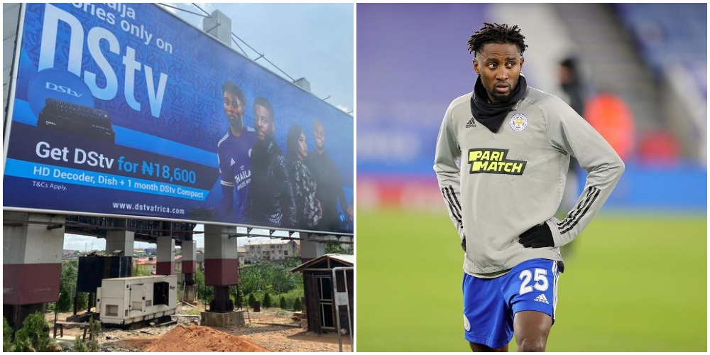 Ndidi calls out DSTV for using his image as promotion without permission