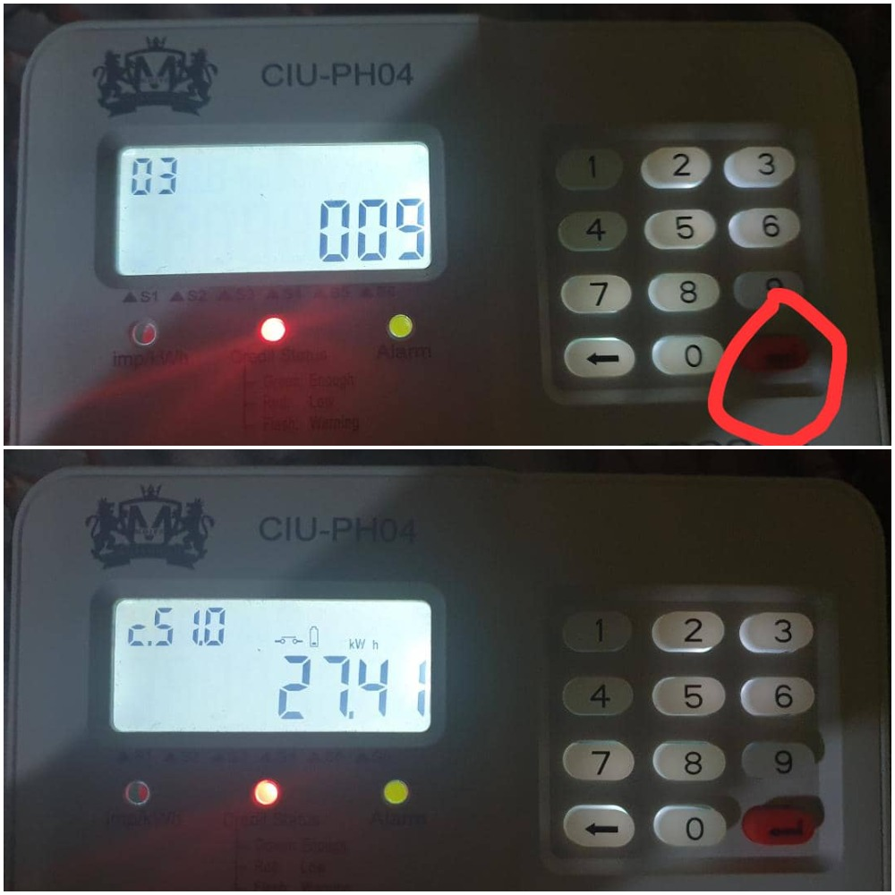 How To Check Balance on MOJEC Prepaid Meter