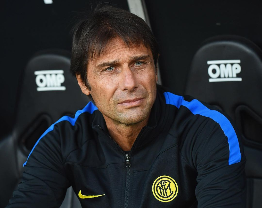 BREAKING: Antonio Conte leaves his role as Inter Milan manager by mutual consent