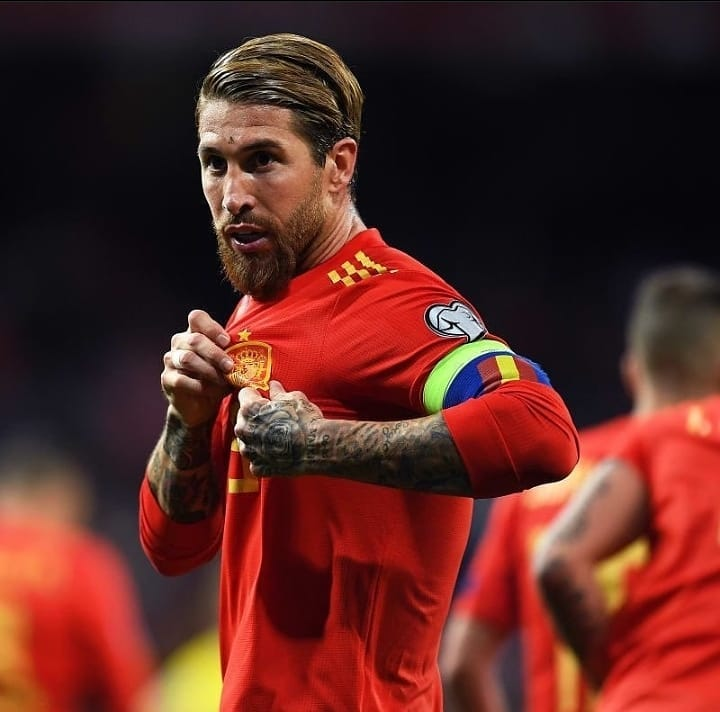 BREAKING: Sergio Ramos left out of Spain Euro 2020 squad