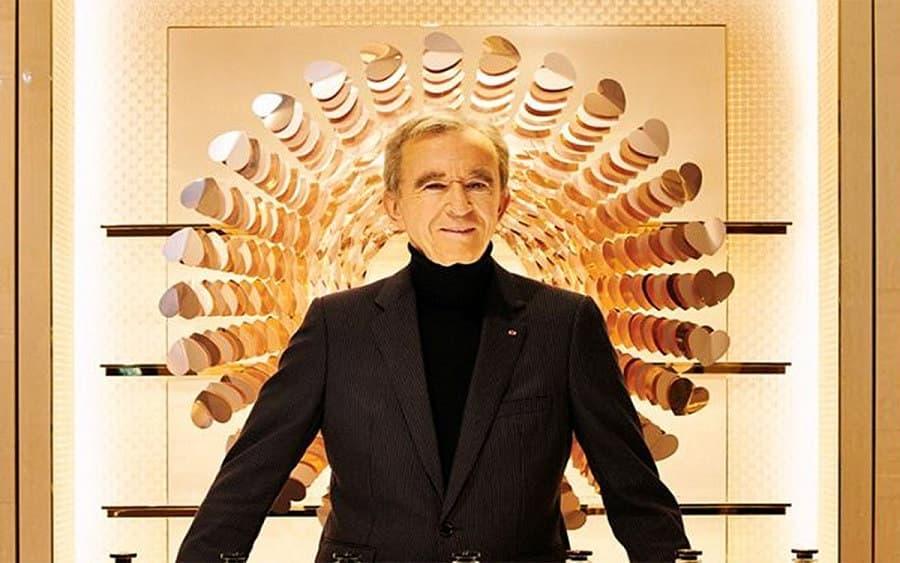 Fashion tycoon, Bernard Arnault beats Jeff Bezos, becomes richest man in the world