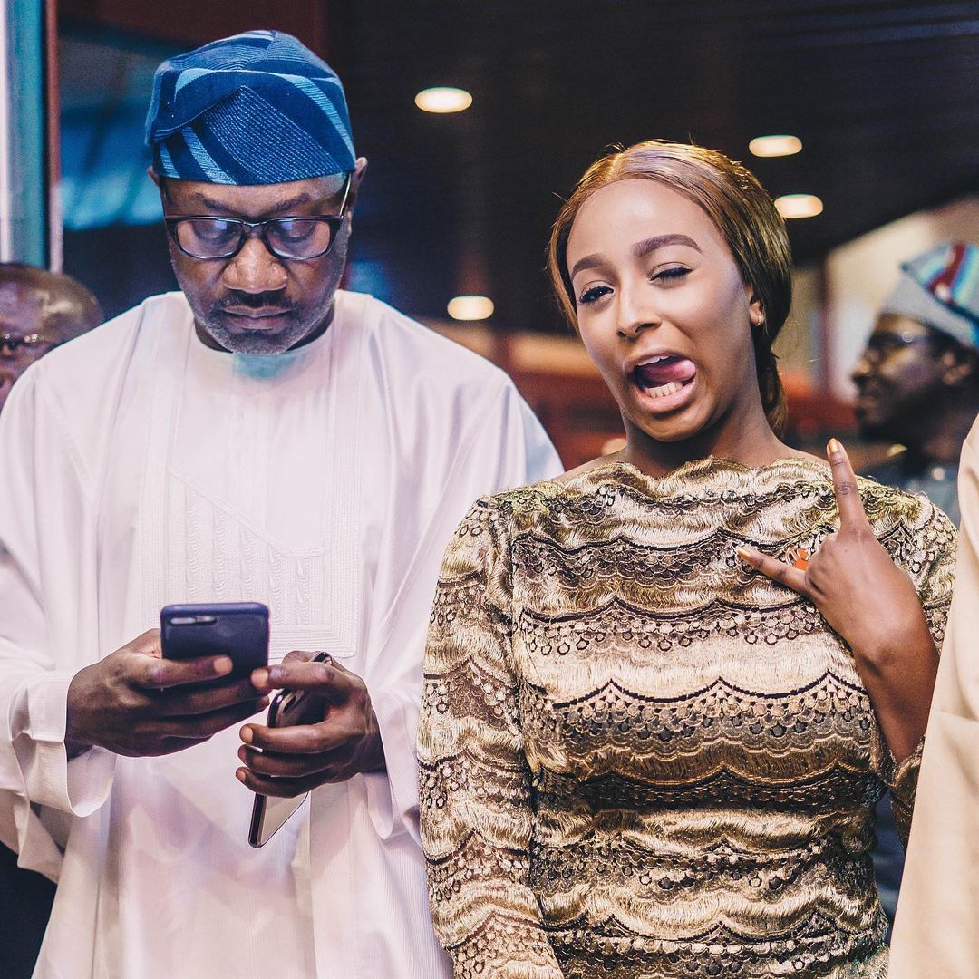 Many of the privileges I enjoy are due to my father's sweat - DJ Cuppy affirms