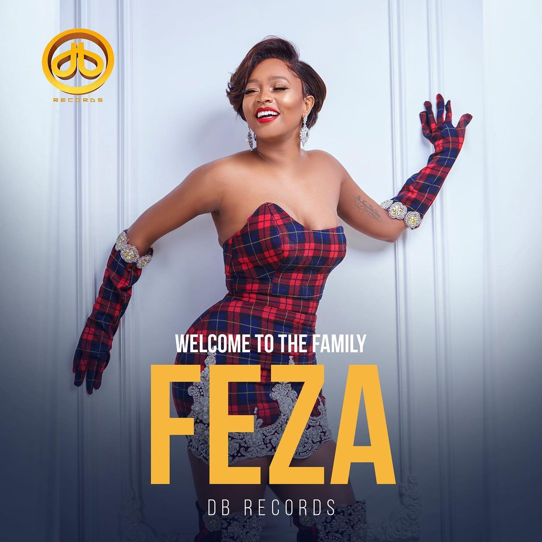 Singer D'banj signs first female artists to his record label, Feza, set to release debut single