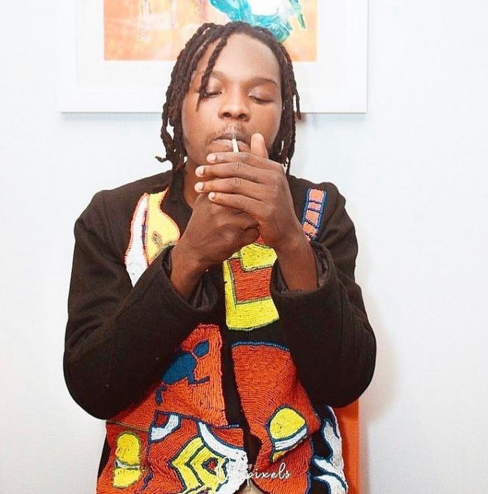 I have the right to threesome as long as it's legal - Naira Marley reply critics