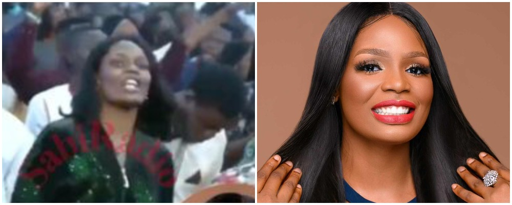 What God cannot do does not exist - Man raises an alarm after spotting BBN Kaisha dancing in church during Ramadan