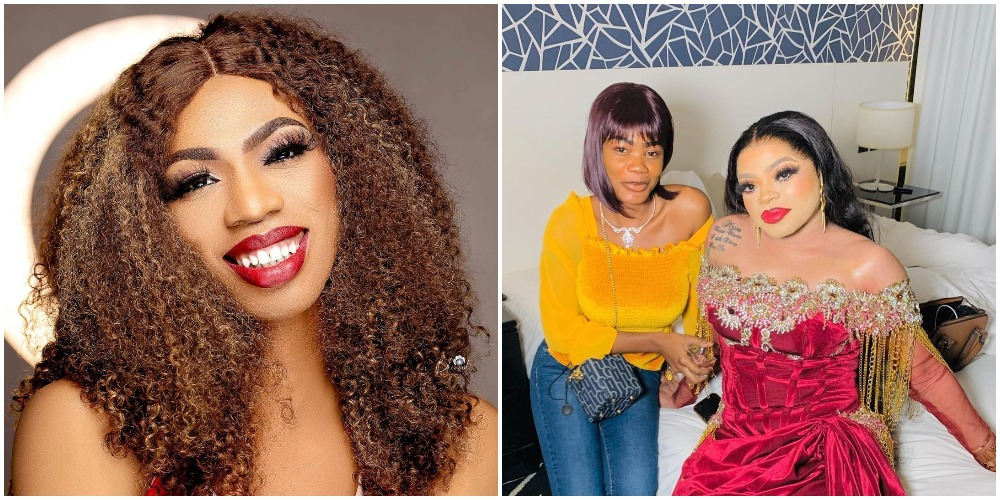 """""""User and a clout chaser"""" - James Brown reacts to Bobrisky's rift with his Ivorian PA (Video)"""